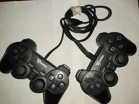 Controles USB
