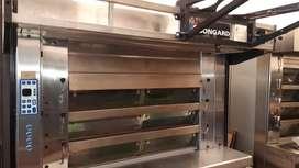 Oferta Equipo Horno de piso a gas Panaderia Pasteleria Bongard.
