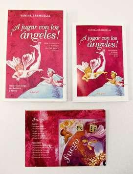 Libro A Jugar Con Los Angeles Tablero Editorial Deva's