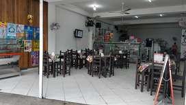 Se Vende Restaurante Y Refresqueria