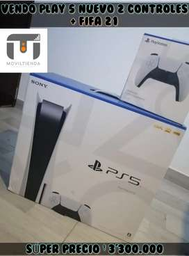 PLAY STATION 5 NUEVA