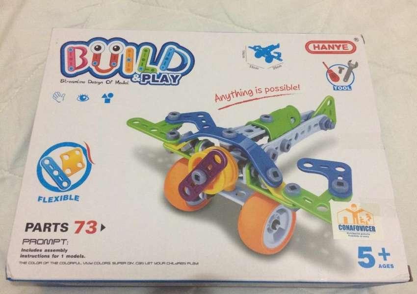 Juguete Build & Play 0