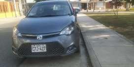 Vendo MG3 Hatchback 2012 full,todo original
