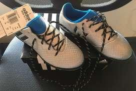 Botines Adidas MESSI 16.3 TF J - Talle 31.5