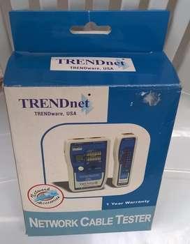 Tester Probador UTP Trend Net USA Nuevo