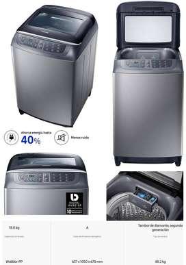 Vendo lavadora-secadora Samsung 18 KG