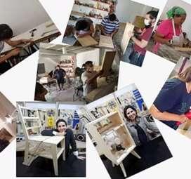 Curso de Diseño y Fabricación de muebles en Salta capital