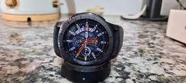 Líquido Reloj smart samsung gear s3 frontier