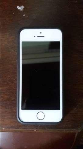 Hermoso Iphone 5S super oferta precio unico.300000