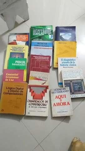 Libros de sistema  y programación