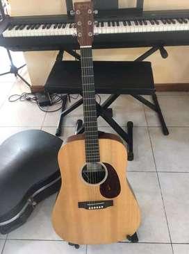 Guitarra electrica y acustica .martin