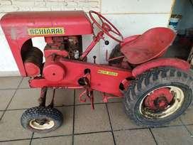 Tractor schiarre motor Oripon