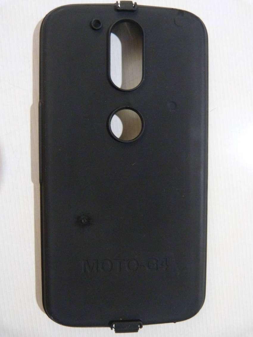 Protector TPU reforzado Moto G4 o G4 Plus 0