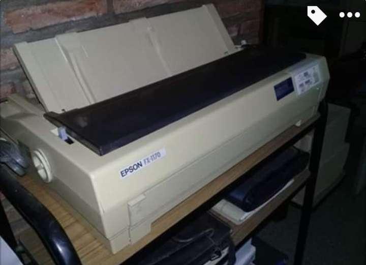 Vendo impresora Epson 0
