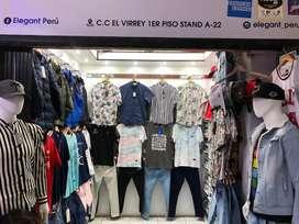 Tienda comercial - Virrey - Primer Piso