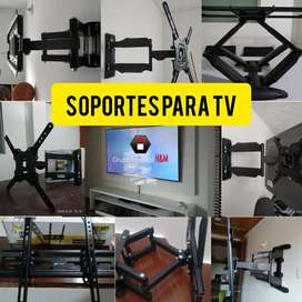 Soportes Para TV Chía Cundinamarca, Servicio de Instalaciones de TV, Hogar, Bases de Pared Para TV  en Chía Cundinamarca