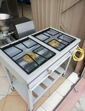 Cocina Industrial 2 Quemadores oferta