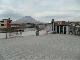 Arequipa, casona excelente ubicación con doble fachada