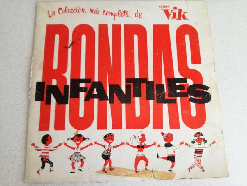 La Colección Más Completa De Rondas Infantiles - Disco vinilo 0