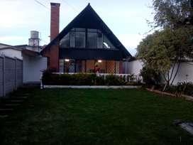 Espectacular casa en arriendo (chia)