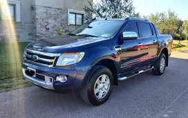 RANGER 2012 LIMITED 4X4 AT