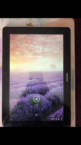 Tablet Huawei Media Pad 10 sirve para como Celular para Sim