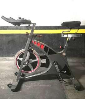 Vendo Bicicleta Cicla Spinning Estática Sport Fitness Turín Tráfico Pesado Alta Gama