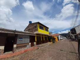 Venta casa comercial Tibasosa Boyacá