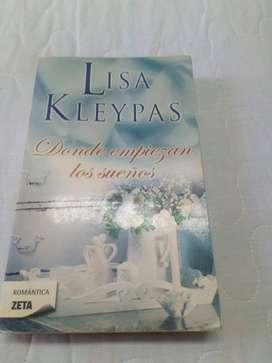 Vendo o cambio libro Lisa Kleypas