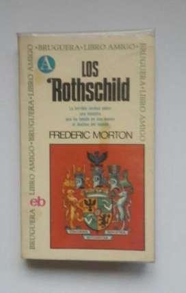 Los Rothschild por Frederic Morton