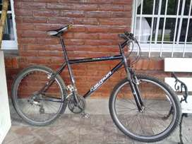 """Bicicleta """"merida"""" Rodado 26"""