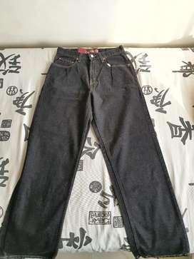 Jean negro Levi's original 569