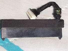 Adaptador disco duro portátil Samsung NP300 y modelos afines
