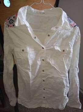 Liquido Camisa Mix Couture