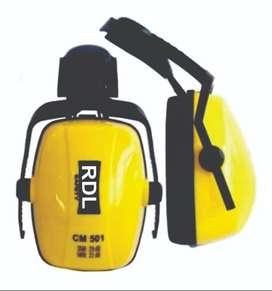 Protector auditivo Tipo copa para casco
