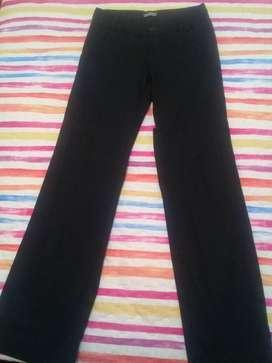 Pantalón de vestir usado como nuevo talle 36