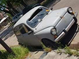 Fiat 600 R mod 74