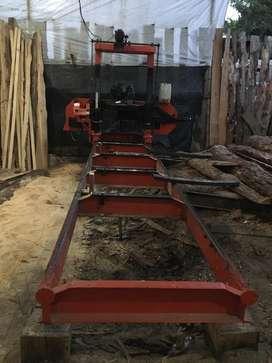 Wood Mizer Aserrio Maquina