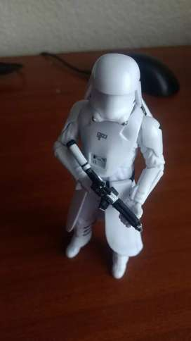 Figura de acción star wars