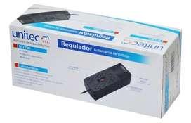 Regulador Automatico de Voltaje Unitec U-1200
