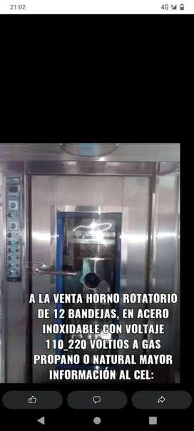 Horno rotatorio