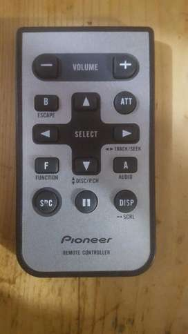 Control Remoto Pioneer Modelo Cxc5719