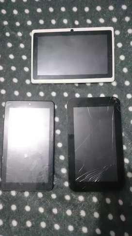 Tablets con detalles