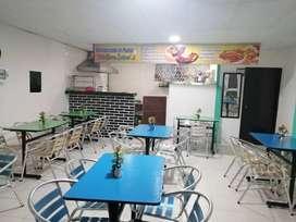 Sevende O Permuta Hermo so Restaurante Ubicado En El Barzal Diagonal A La Clinica Primavera (Coperativa)