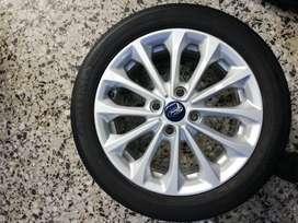 Rines de Ford Titanium 16