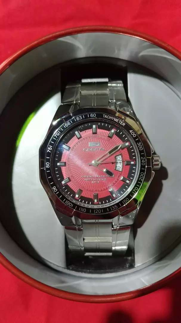 Reloj Orbital 0