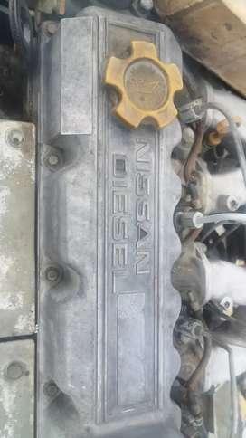 Vendo motor diésel Nissan 300