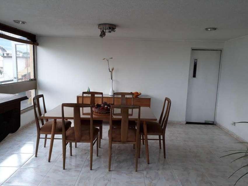 Apartamento en Nicolás de Federmán TK378 0