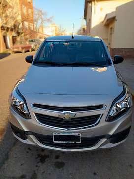 Chevrolet Agile 2015, 55.000km