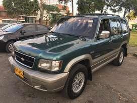 Chevrolet trooper 960 4x4 auto